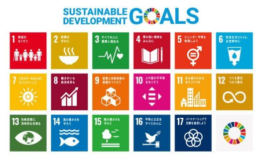 SDGs達成に向けた取り組み